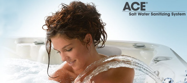 ACE salt water sanitizing systems