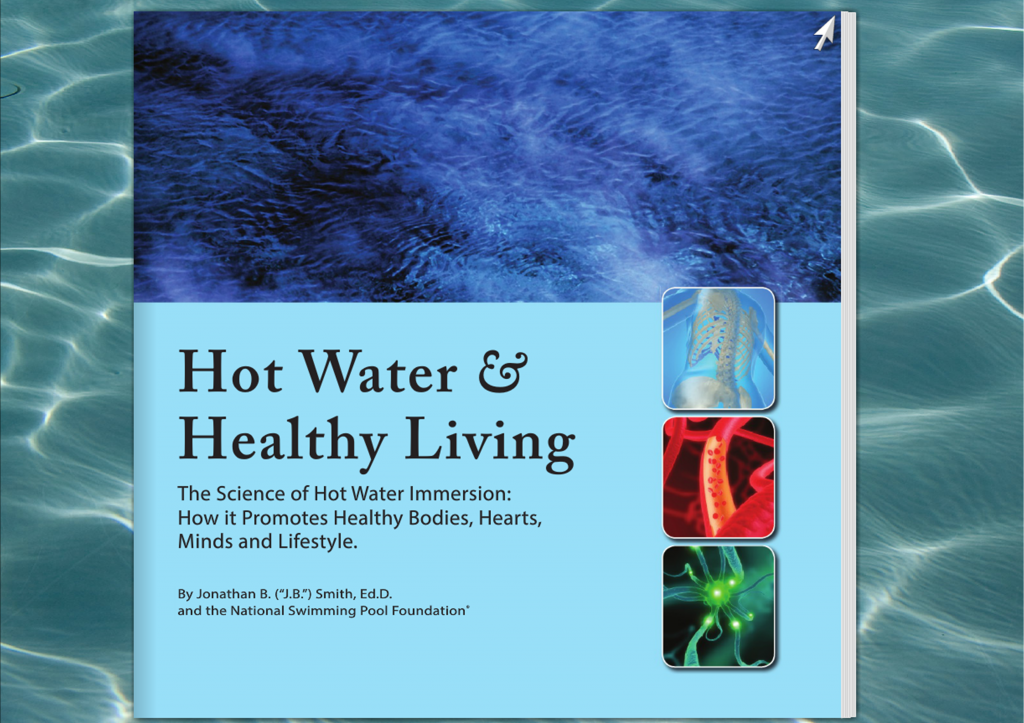 Hot Water & Healthy Living 2.0 highlights the benefits of soaking in warm water